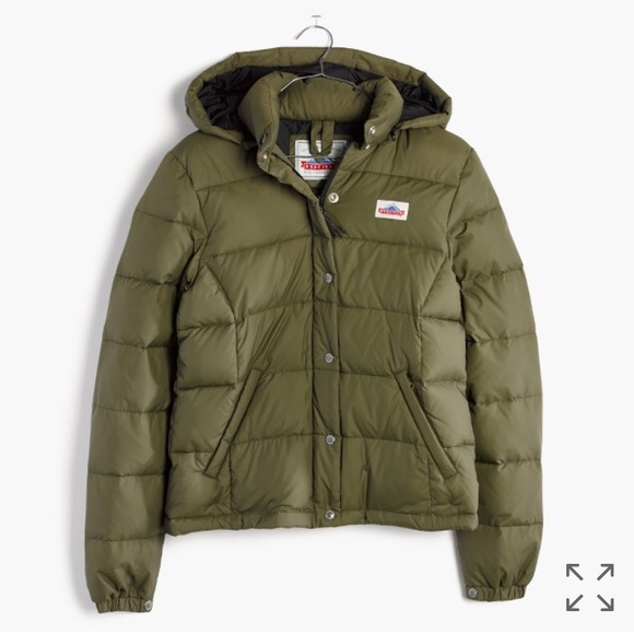 penfield medium  Penfield Jackets & Coats | Nwt Millis Down Jacket Olive Medium ...
